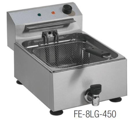 FREIDORA ELÉCTRICA FE-8LG-450