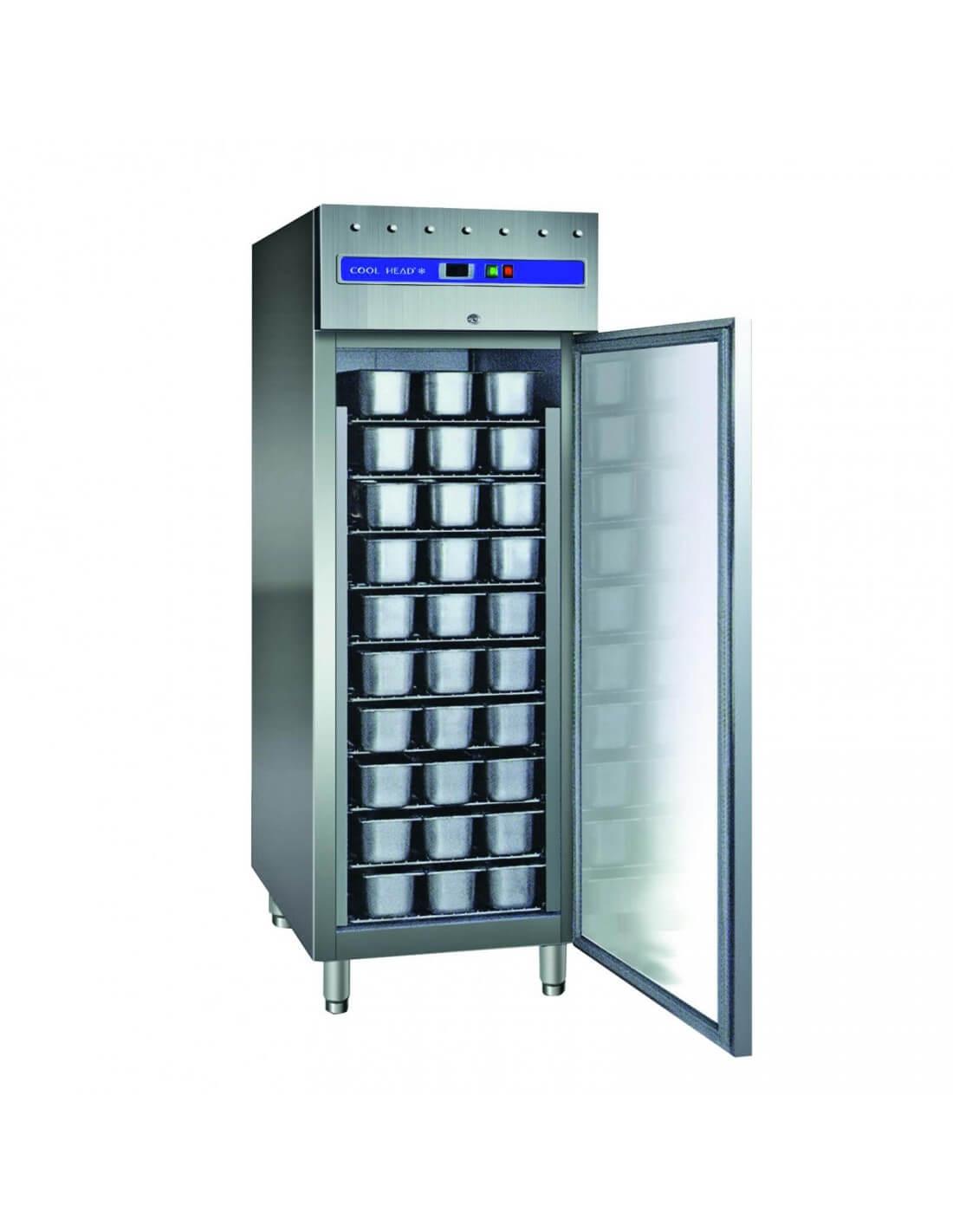 Armario de congelación para heladerías
