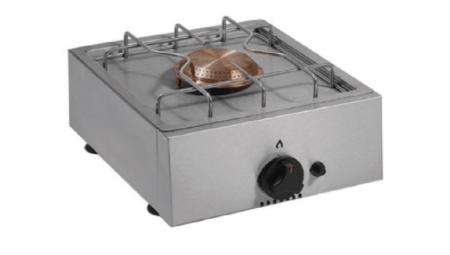 Cocina a gas línea 450 modelo CF-1F-450/6