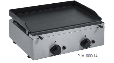 PLANCHA A GAS PLM-400/14